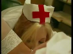 Amber Michaels und Nikki Nova Lesbian Nurses
