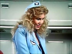 Le hostess scopare e succhiare in ' Sky Foxes ' ( 1986) - parziale uno