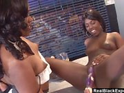 RealBlackExposed - Two hotties lick each other to climax
