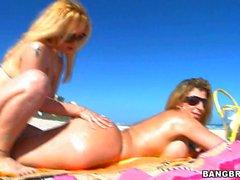 Сарра Джея Кристэл Star Другая День на пляже