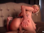 LA NOVICE - Steamy pussy and ass fucking with French amateur