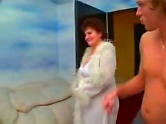 Horny Mom Fucked By Younger