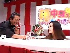 Saki Oosuka Hot asiatischen Babe und heißen öffentlichen Sex