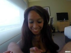 Daniella Dee Blowjob Audition