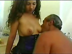 lactating girl fuck old man