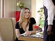 Annerito Fidanzato impertinente Natasha Nice gode di di BBC