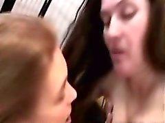 granny lesbian Tatiana folla a su mejor amiga cachonda