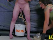 Extreme Punishment For Mike From Nurse Holl