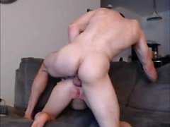 Anal fuck and pussy squirt