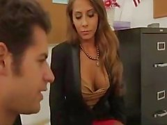 Madison di Ivy è maestra Blacks Brune