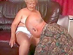 mémé et les Grandpa