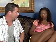 Black teen rides stepdad