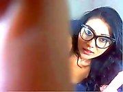 Giapponese Giovani estetico con gli occhiali Solo- dai PACKMANS
