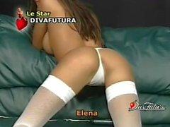 Divafutura Sexy Clip - Elena Grimaldi