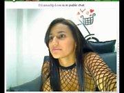 Колумбийская сексуальное Диане для специй в веб