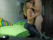 Horny Blonde Cheating Wife fucked on Hidden Cam