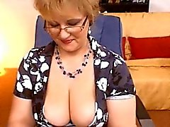 Serious Teacher show her other side in Webcam