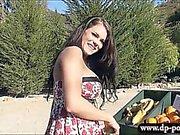 Curvy hottie Peta Jensen with big jugs gets screwed hard
