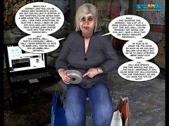 3D Комический : злорадными Намерение . Эпизод15