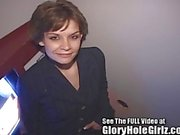 Office Manager Sucks Off Strangers In Seedy Tampa Gloryhole