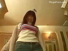 Natural Tits Japanese Asian Vibrate Pussy by MegaPorncc
