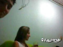 Bebe_Delicia chupou pau e mostrou peitinho na webcam