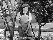 Hausherr Allüren ihre neue Gardener