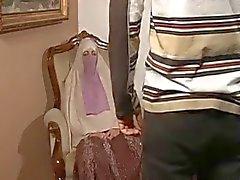 Da mulher turca em um o hijab