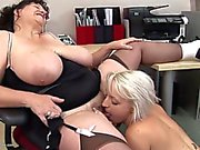 Dirty mature loves some fresh female meat