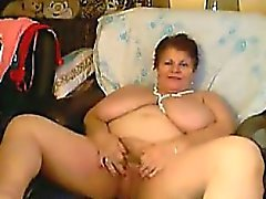 Large Russian Grandma