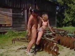 Im kornfeld sex Mein erstes