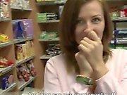 maxcuckold Czech Market Sales Girl Got Bonus Money