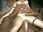 3D Huge Monster Fucks Little Doll - FreeFetishTVcom