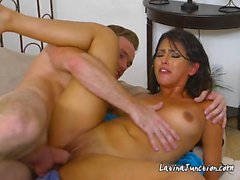 Hot Realtor Sophia Leone Gets Her Pussy Drilled