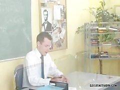 Öğretmen Aide sikiş Festivali Okul Yolu
