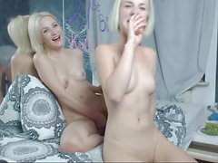 Two Cute Cam Girl