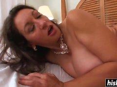 Persia Monir got seduced by a fellow