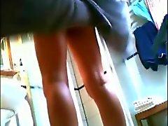 PARHAAT Amateur Teen piilotettu suihku wc cam voyeur vakoilla nude kolme