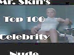 Top 100 celebrities hot scenes