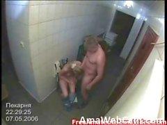 webcam show - russian security cam