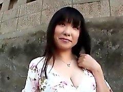 Entzückende heiße koreanische Babe Durchgefickt