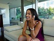 TeenyBlack Adorable Ebony Babe Gets Pounded