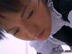 De Satsuki comme femme de ménage