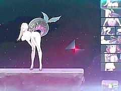 Dark Star Hentai Flash-Spiel Teil1