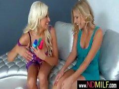 Lesbian nextdoor milf sex scene 15