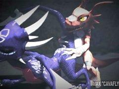 Cynder der Digimon Wunsch (Scene 087)