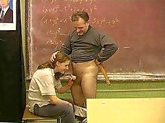 Teen Schulmädchen 18 Jahre sowie The Hairy Lehrer