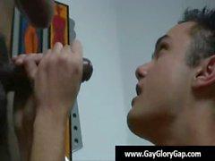 Homosexuell Bezahlte Handjobs mit und tiefen Oral befriedigt - Glory Geschlechts 15