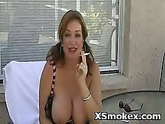 Wild Charming Smoking
