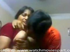 Bhabhi ragazza indiana a